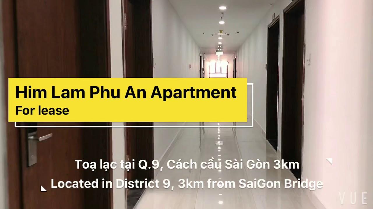Cho thuê căn hộ Him Lam Phú An (Liền kề MEGA MARKET, VINCOM MEGAMALL). Call: 090 118 6181