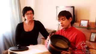 Посуда из камня - первое впечатление :)