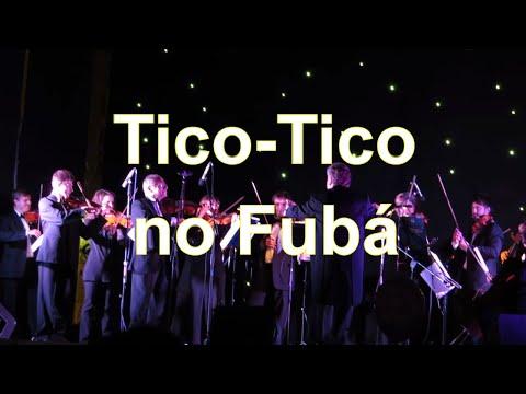 "Lviv Virtuosos - Tico-Tico No Fubá (+Lyrics), Оркестр ""Виртуозы Львова"" - Тико Тико #FolkRockVideo"