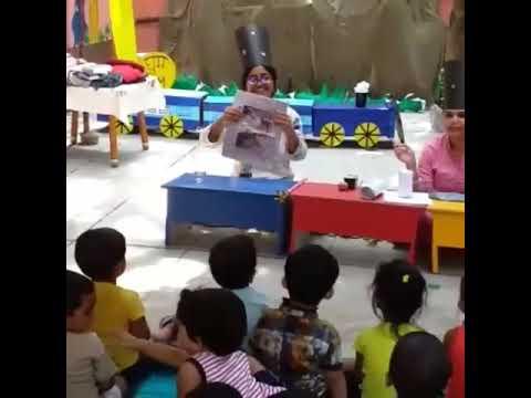 Activities in I Play n Learn Preschool & Daycare , Haridevpur