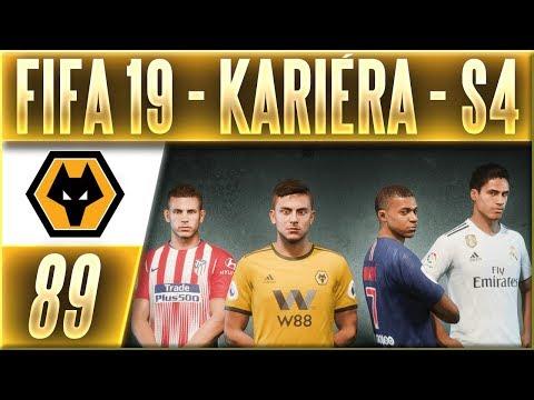 FIFA 19 Kariéra - Wolves | #89 | Vlci V Týmu Roku UEFA A Staronová Posila? | CZ Let's Play