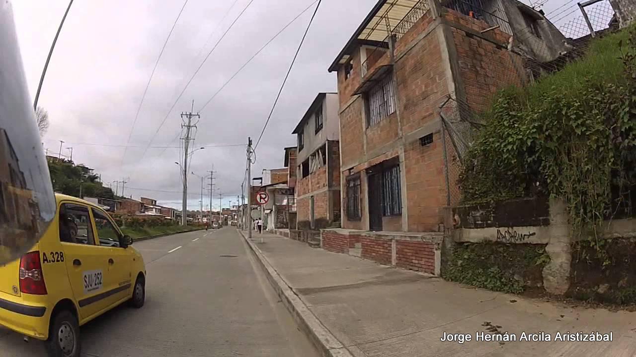 Carrera 26 barrio cuba de pereira risaralda youtube for Barrio el jardin cali colombia