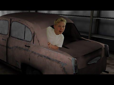 MUMMOLLA ON AUTO!   Pelataan Grannyä #3
