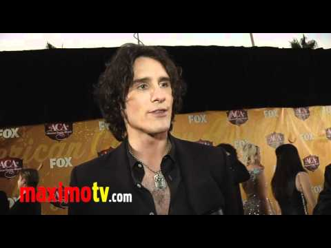 Joe Nichols Interview at the 2010 American Country Awards