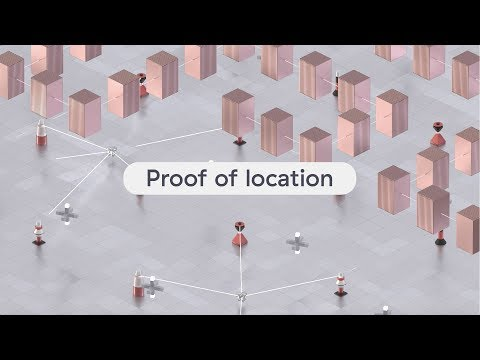 FOAM - How Proof of location works