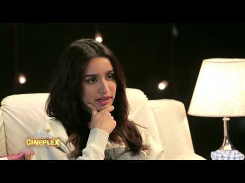 Aditya Roy Kapoor/Shraddha Kapoor on Live in relationship and their mothers