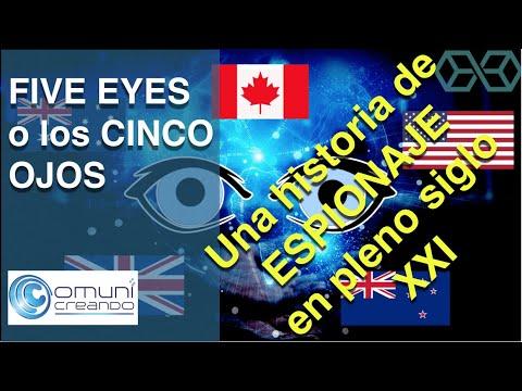 five-eyes-o-el-club-de-los-cinco-ojos:-el-espionaje-del-siglo-xxi