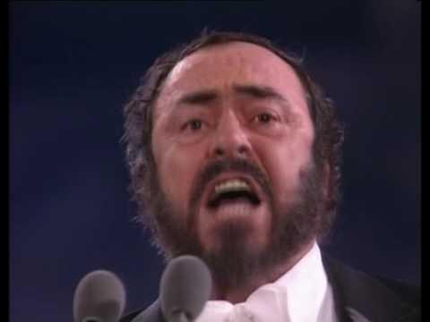 Pavarotti & Domingo & Carreras   世界三大男高音1990罗马演唱会 The Original Three Tenors Concert 演唱会 DVDRip