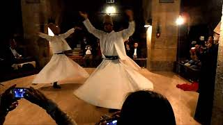Whirling Dervishes of Cappadocia