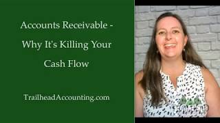 Improve Your Small Business Cash Flow By Improving Accounts Receivable