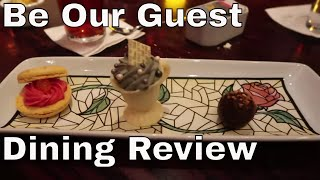 Magic Kingdom's Be Our Guest Dining Review - Walt Disney World 2020