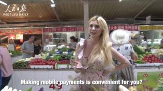 China at Your Fingertips – How one foreigner uses mobile payments in China