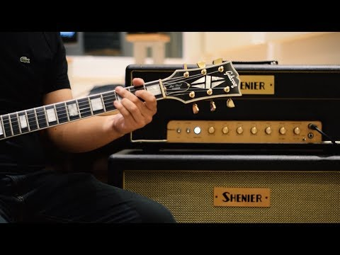 AC/DC - You Shook Me All Night Long (Cover) With Gibson Les Paul Custom ´73 - Shenier Antares