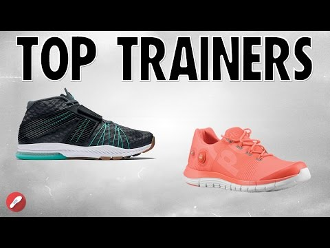 Top Training Shoes For Athletes!