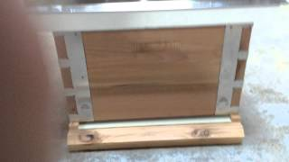 Eco Bee Box Beehive Kit Single Deep Super Close Up