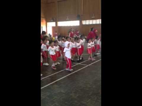 Senamrobik Malaysia Cergas --- Qaseh Maya Zaara