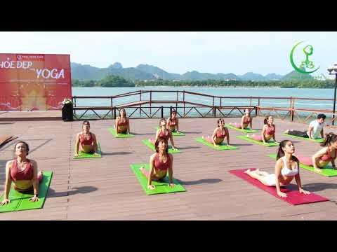YSK - Biểu diễn yoga nghệ thuật trên nền nhạc Chưa Bao Giờ Mẹ Kể | HLV yoga 200h khóa K33 Nam Định