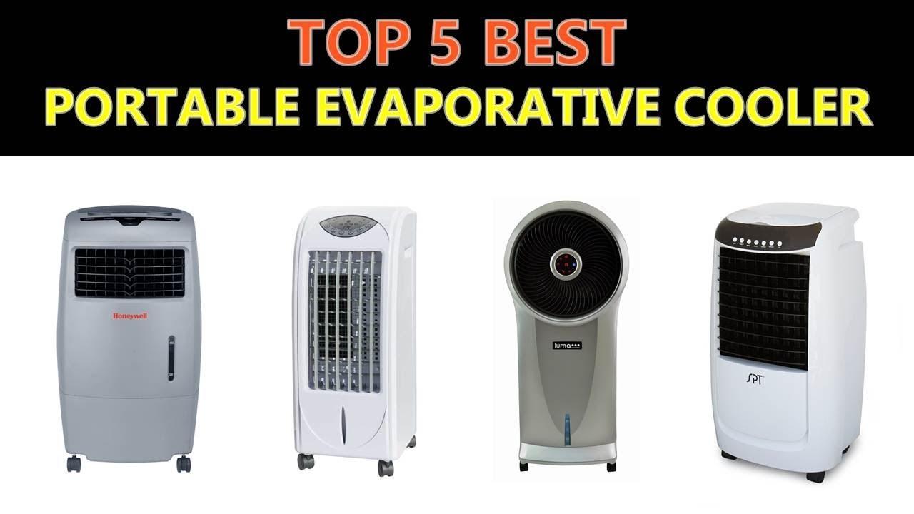 Best Portable Coolers 2019 Best Portable Evaporative Cooler 2019   YouTube
