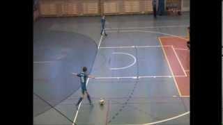 Cider Cup 2014 (rocznik 2004) - 23 lutego 2014 UKS Ruch I - Polonia Bytom 8  0 Kacper Zalewski