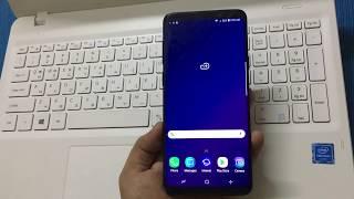 Samsung S9 (G960U, G960F,) S9 Plus (G965U, G965F) Android 8.1.0 FRP Bypass - New Method !!!