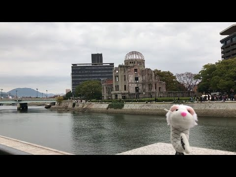 Horrors of Atomic Age and famous street food Okonomiyaki | Hiroshima Prefecture, Japan Travel Guide
