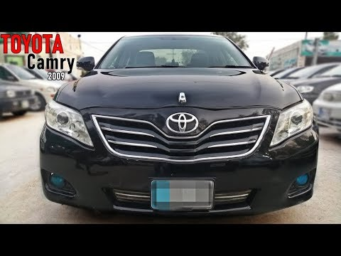 Toyota Camry G 2009 In-Depth Review |Road Test |Specs & Price
