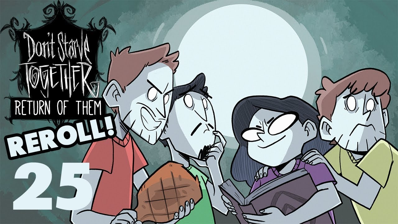 Download Don't Starve Together (Season 4.5) - #25 - Double Jim-Jams (Return of Them)