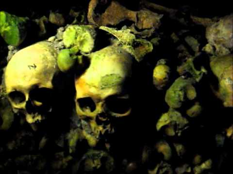Paris Catacombs 2007