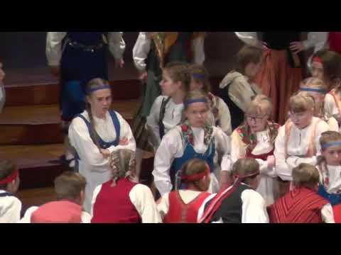 Kinderchor Vox Aurea/Finnland: