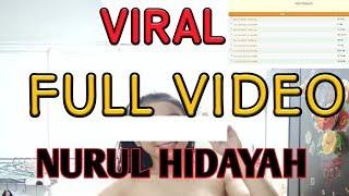 CARA  DOWNLOAD  VIRAL NURUL HIDAYAH FULL
