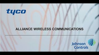 Case study - Tyco security solutions and Alliance Wireless Communications