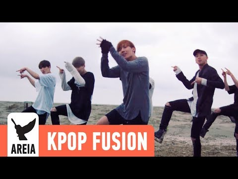 BTS (방탄소년단) - Save Me | Areia Kpop Fusion #22 REMIX RECOLOR