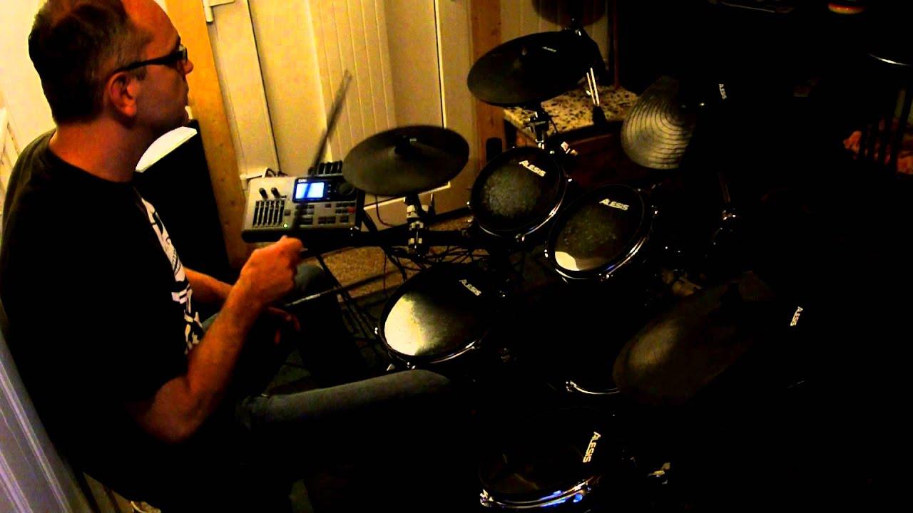back in black drum pdf