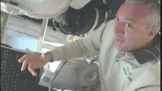 STS-125 Crew Video - Flight Day 2