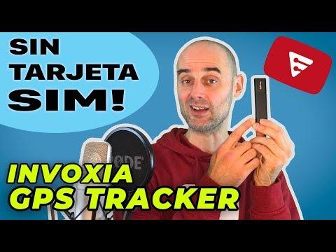INVOXIA TRACKER GPS SIN TARJETA SIM - EXPERIMENTO EN CORREOS