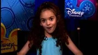 Madison Pettis Disney Channel Stars!