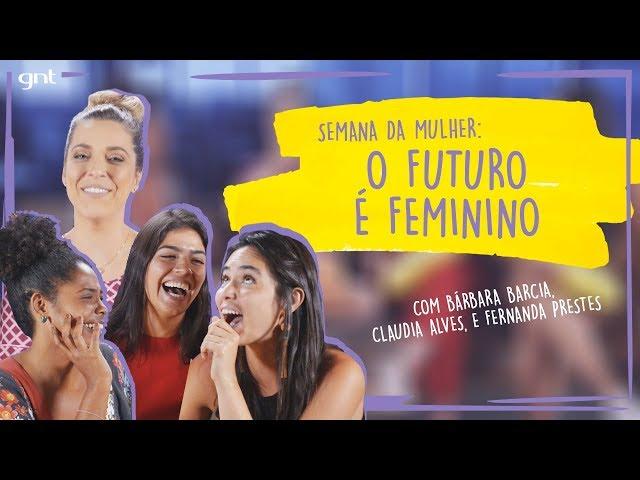 Feminismo e resistência: O Futuro é Feminino! | #113 | Fale Conosco | Júlia Rabello | Dia da Mulher