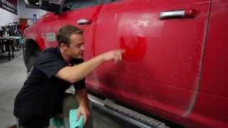 How to wash a dirty truck without water - Chemical Guys - Ecosmart