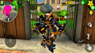 Download Scary Teacher 3D - New Update New Chapter | Control Miss T Robot Transformer (Android/iOS)