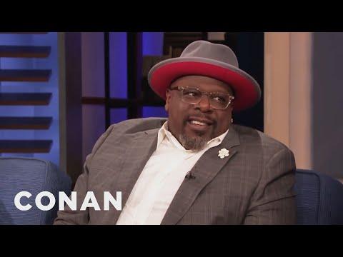 "Cedric The Entertainer On Tracy Morgan's ""Walmart Money"" - CONAN on TBS"