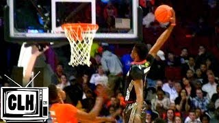 McDonalds All American Game 2014 Top Plays - Theo Pinson, Emmanuel Mudiay