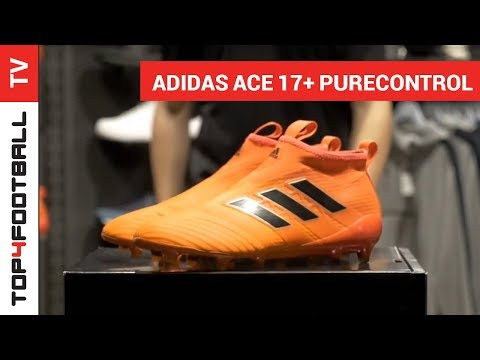 TOP4FOOTBALL UNBOXING - adidas ACE 17+ PureControl FG
