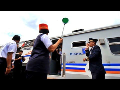 Grand Launching Kereta Api Singosari Ekspress Dan Kejutan Ulang Tahun Kepala Daop VIII Surabaya