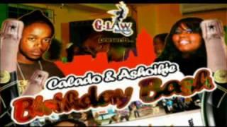 CALADO & ASHOIKIE BDAY BASH RAWTID PROMO