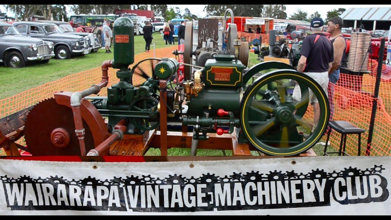 machinery nz Vintage club
