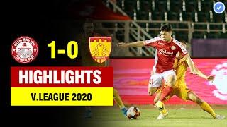 Highlights TP HCM 1-0 Thanh Hóa | Công Phượng tả xung hữu đột - Xuân Nam khiến Thanh Hóa ôm hận