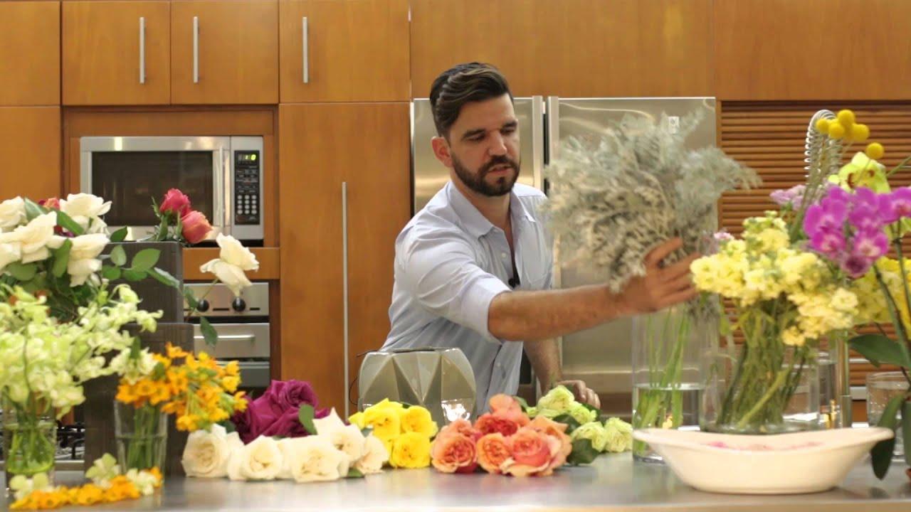 La casa con flores episodio 1 tus primeros arreglos for Arreglos para casa