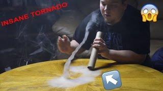 Smoke/vape trick tutorial (tornado)