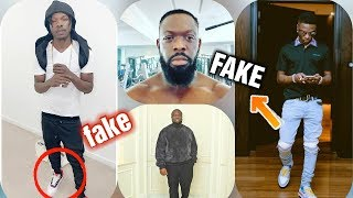 Timaya Blast Naira Marley Wizkid Hushpuppi Over Fake Lifestyle