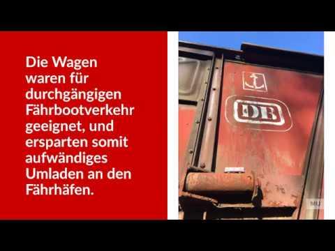 Modellbahn Union Fährbootwagen Tcefs 845 H0